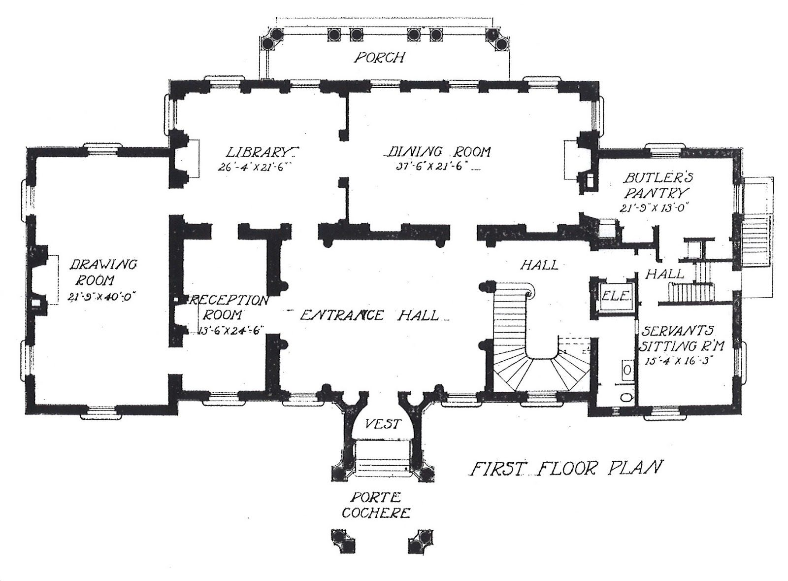 As I Mentioned In A Previous Post I Recently Led The Mid Atlantic Icaa Through The Meridian Internati Floor Plans Architectural Floor Plans Mansion Floor Plan