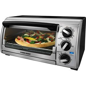 Black Decker 4 Slice Toast R Oven Toaster Oven Walmart 35