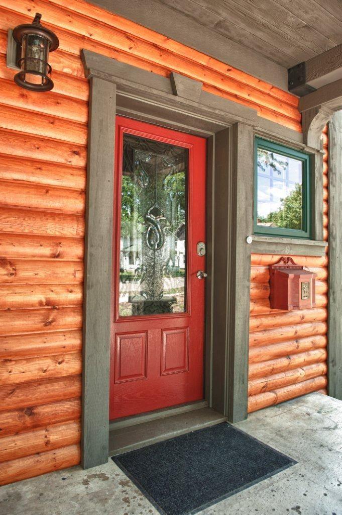 Installing Decorative Window And Door Trim Pro Construction Guide Window Trim Exterior Log Cabin Exterior Exterior Door Trim