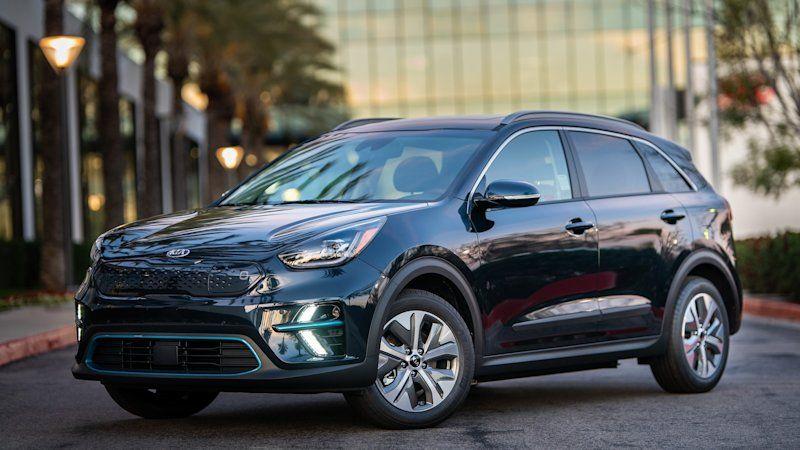 2020 Kia Niro Electric Car Gets A Price Increase In 2020 Kia Car Electric Cars