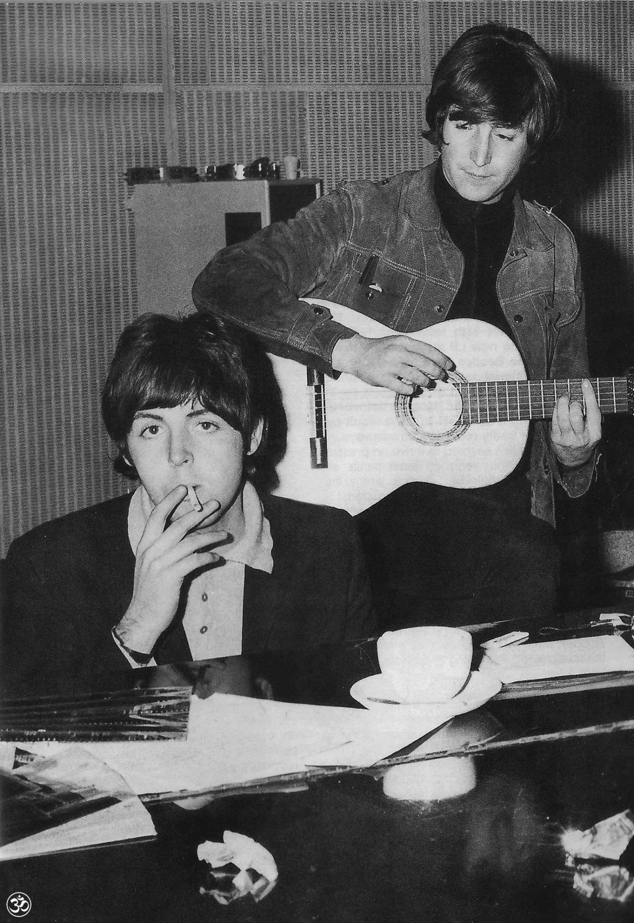 The Cosmic Empire — John and Paul during the Rubber Soul Sessions ...