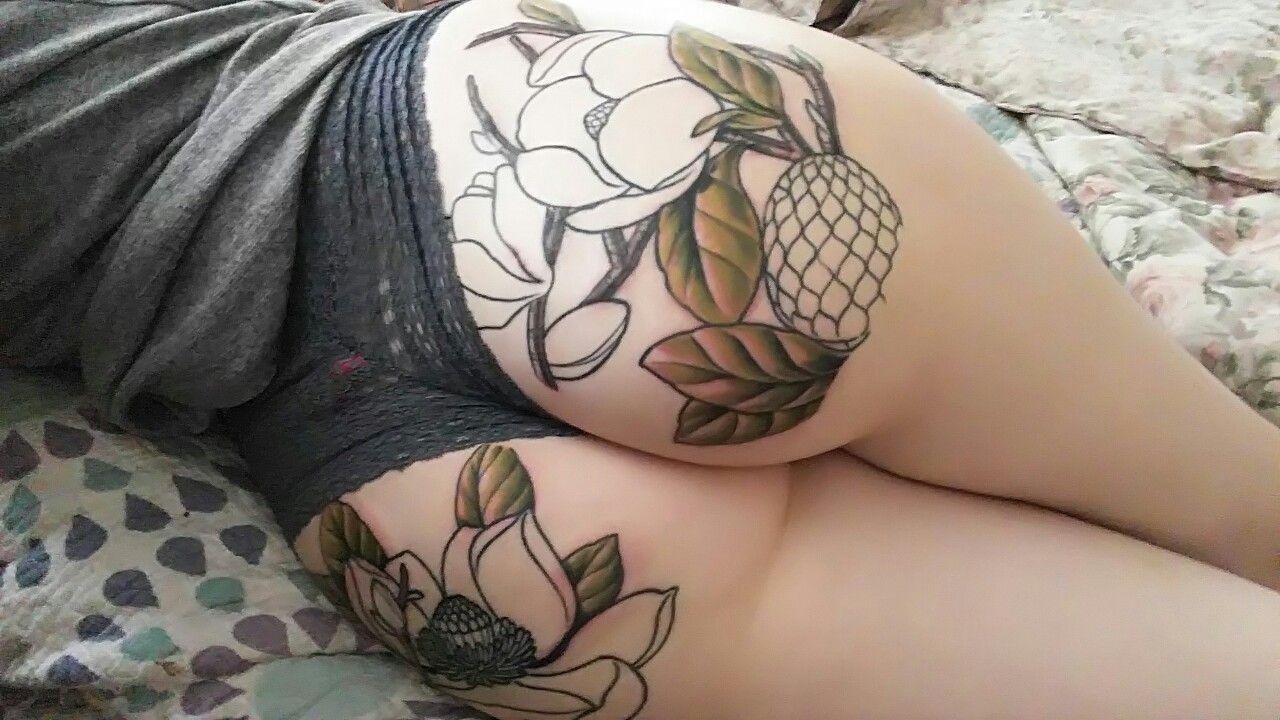 Hot Ass Tattoo 29