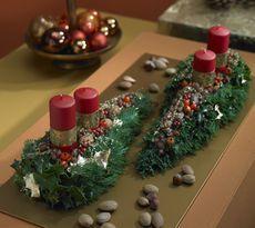 musterkalkulation der praxis floristik kerst groen denappel kaars kerstbal pinterest. Black Bedroom Furniture Sets. Home Design Ideas