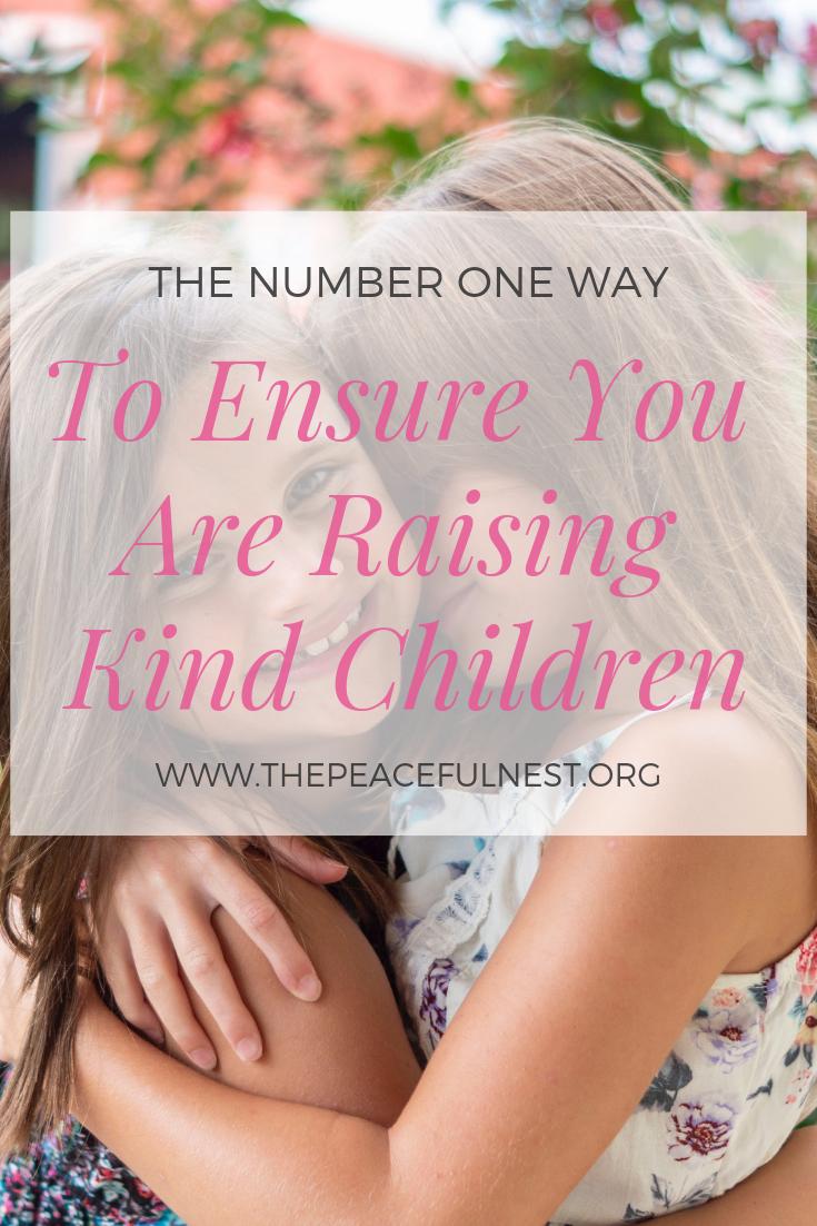 Raising Kind Children >> Raising Kind Children Parenting 101 Parenting 101 Children