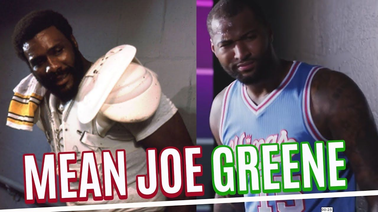 Who Did It Better Funny Commercial Remake Mean Joe Greene Coke Ad Youtube Funny Commercials Joe Greene Greene