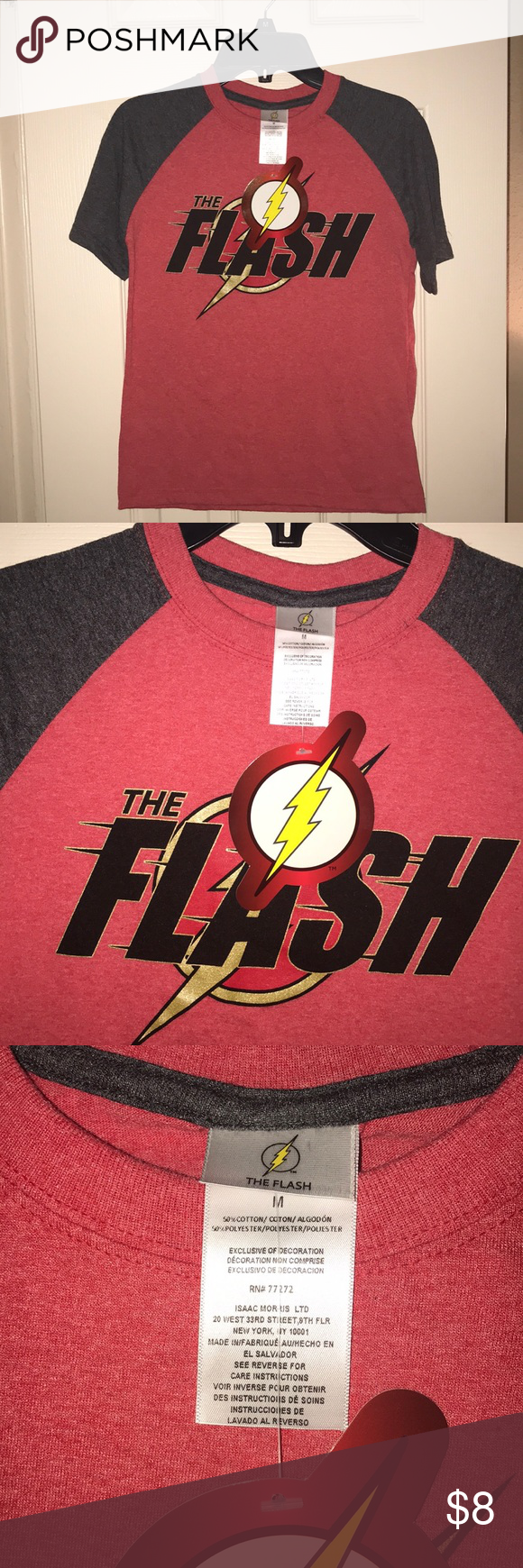 Youth Reverse Flash T-Shirt Adult The Flash