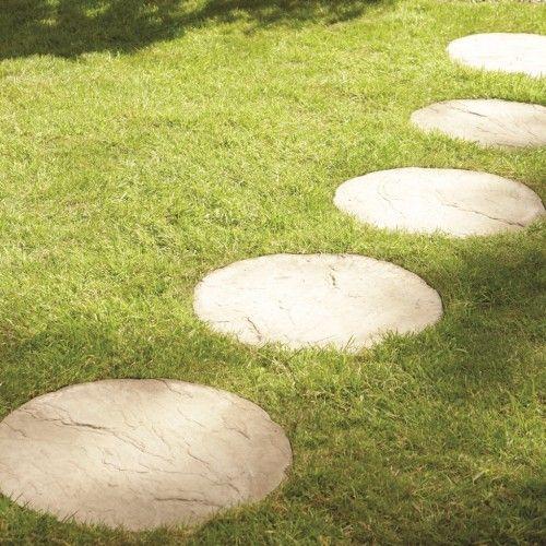 Bradstone Stepping Stones Circular Stepping Stone