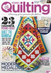 Love Patchwork & Quilting - Issue 26