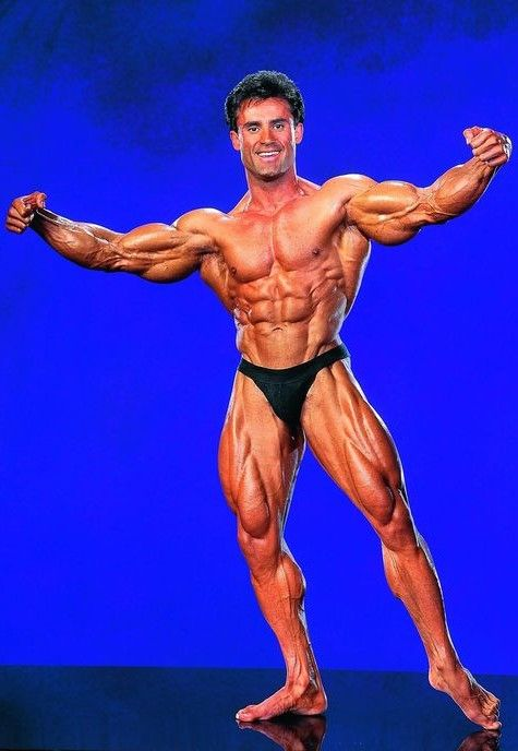 Francis Benfatto Morocco 7 June 1958 France South Africa Height 5 Foot 6 168 Cm Perfect Physique Bodybuilding Bodybuilders