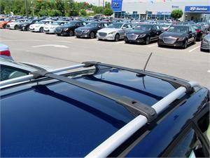 2009 2012 Hyundai Elantra Touring Roof Rack Bars E035 Hyundai Elantra Roof Rack Hyundai