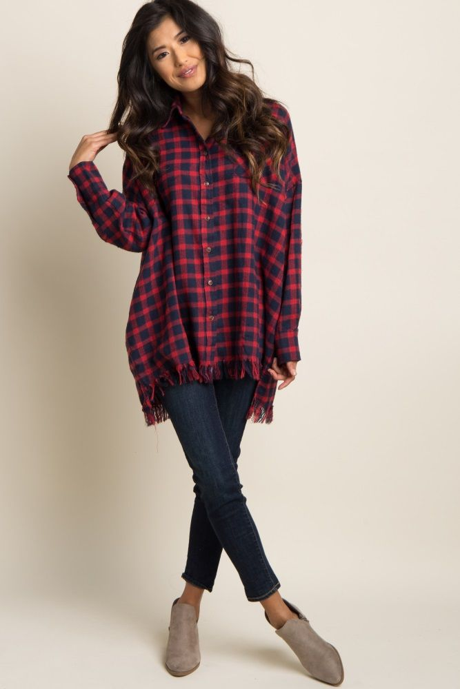 Bring Out The Flannels This Fall Season A Trendy Plaid