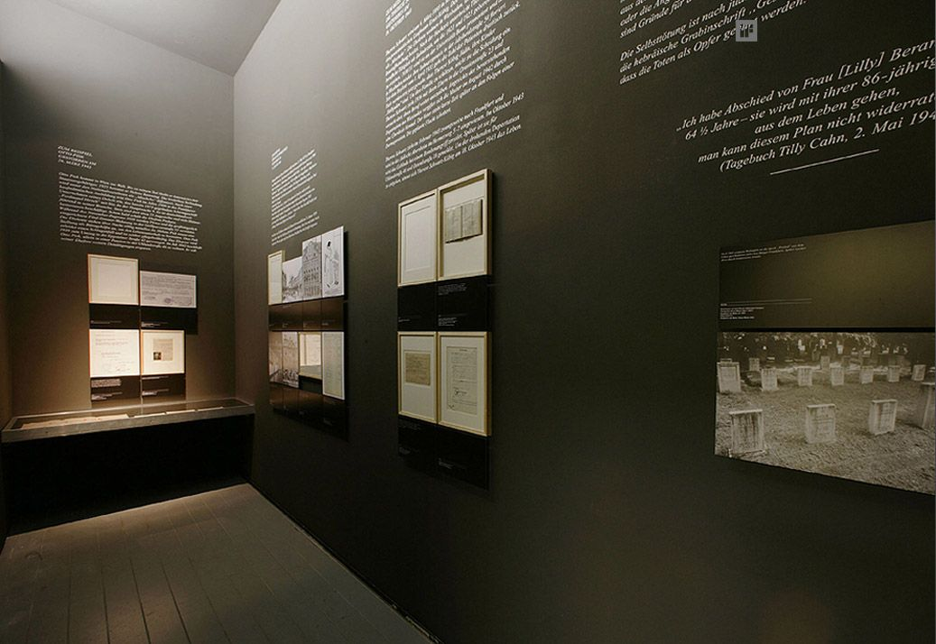 Hauser lacour projects exhibitions events for Design museum frankfurt