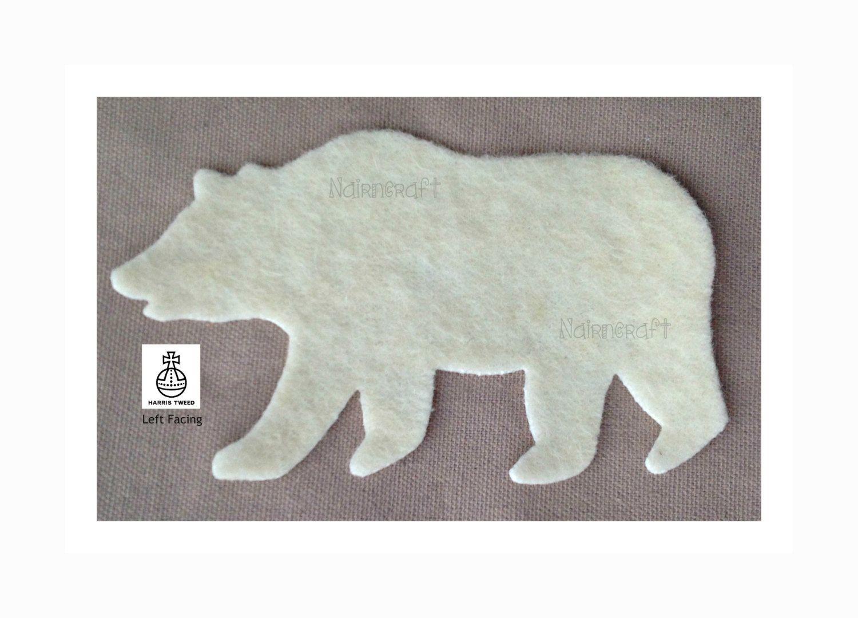 Аппликация из ниток белые медведи фото почти уверен