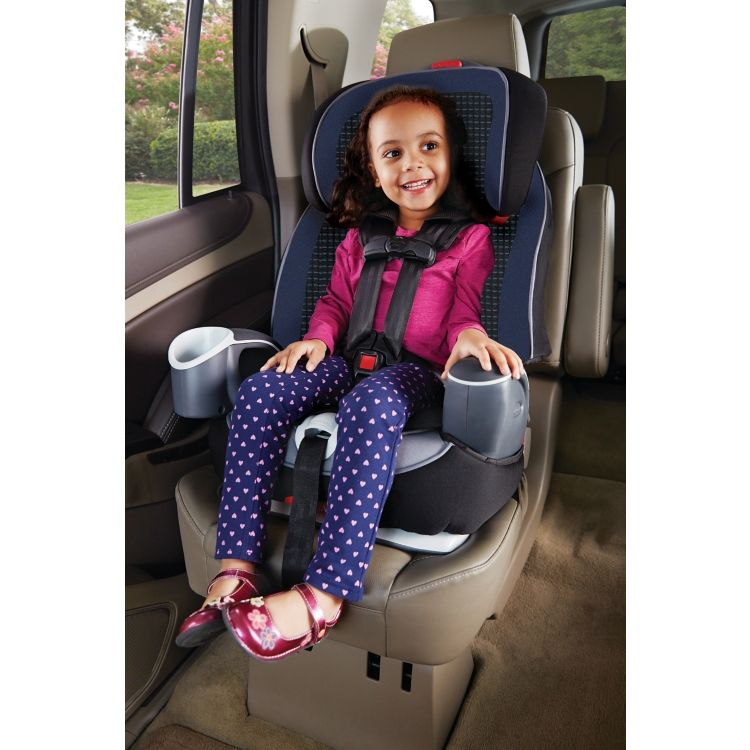Gracos Top Rated Nautilus 3 In 1 Car Seat Helps Keep Your Child Secure And Comfortable Transitioning From A 5 Point Harness 22 65 Lbs