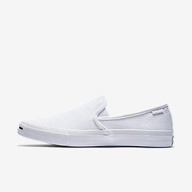 Converse Jack Purcell Low Profile SlipOn Unisex Shoe