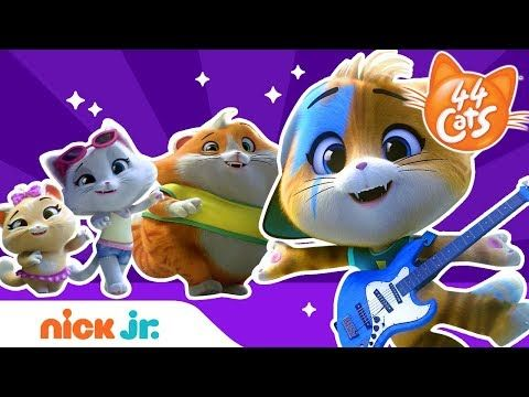 Pin by NickALive! on Blog Nick jr, Cats, Songs