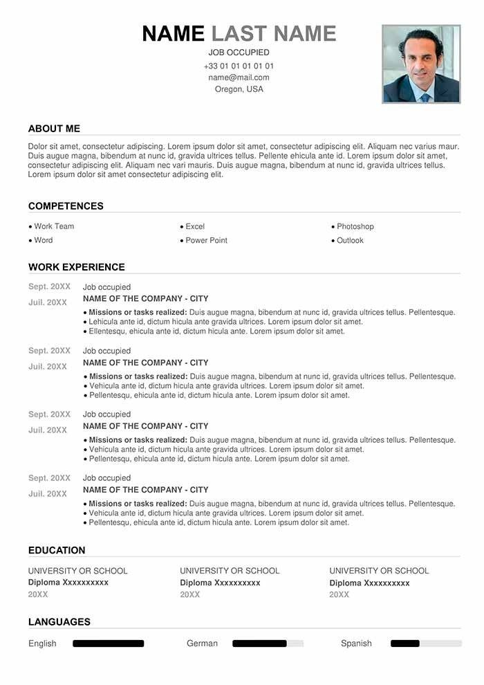 great perfect cv template idea perfect resume example