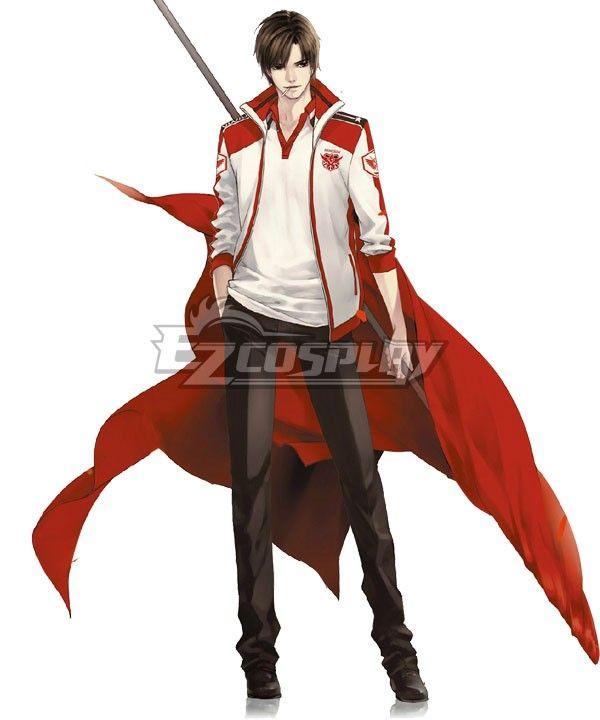 Ye Qiu The King S Avatar D Gray Man Anime Avatar