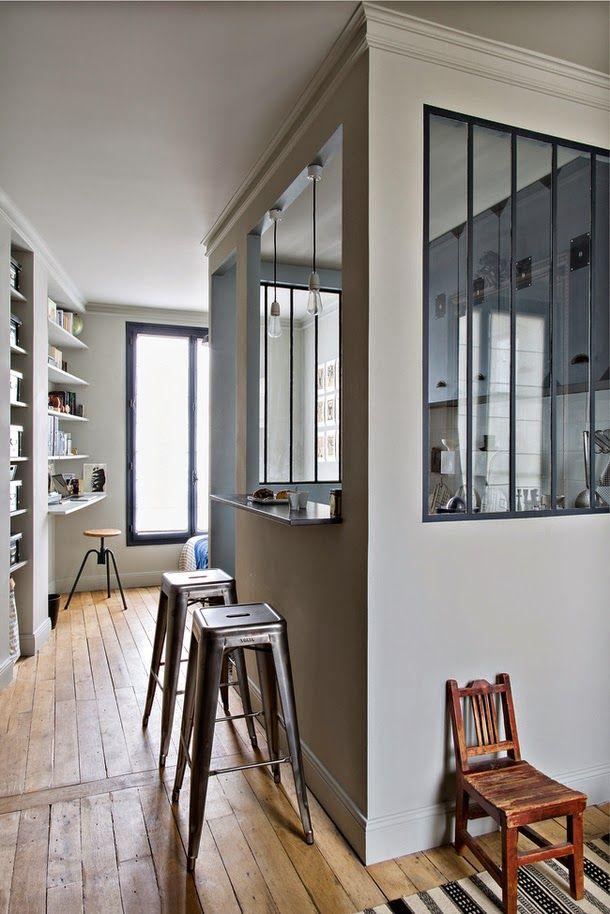 En París Mucho estilo en 25m2 Etxekodeco Furniture Pinterest - Ideas Con Mucho Estilo