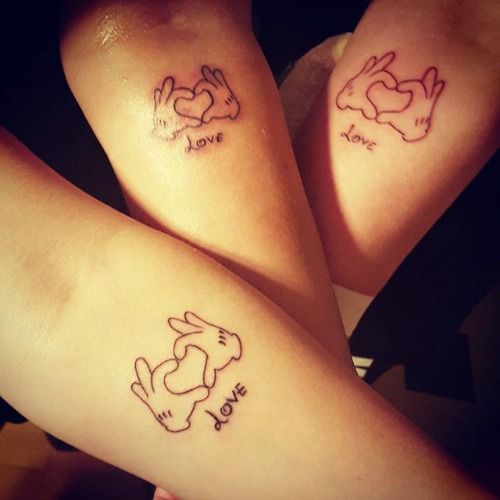 35 AMAZING Mother Daughter Tattoos You Never Knew You Needed ...