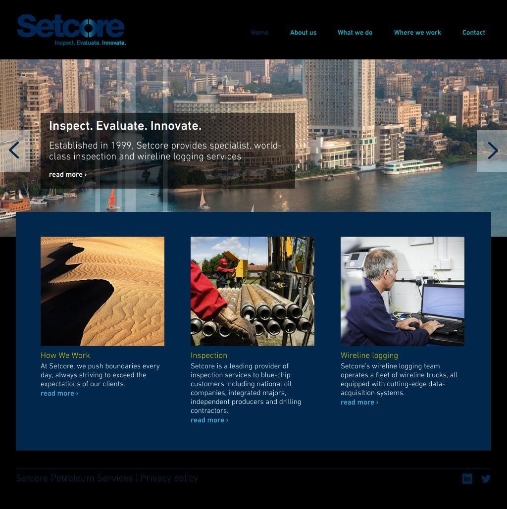 Setcore Petroleum Services Dmcc Company Platinum Tower, I2, Cluster