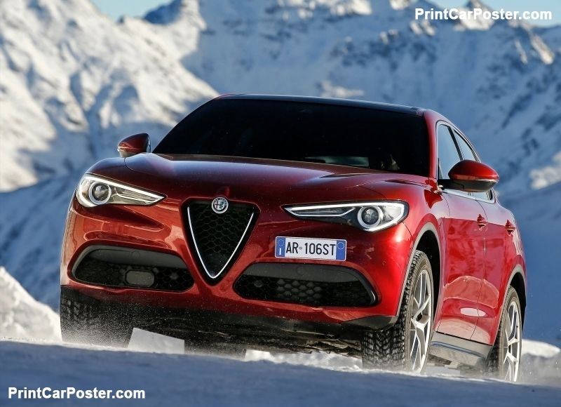 Alfa Romeo Stelvio 2018 Poster Id 1296960 Alfa Romeo Stelvio Alfa Romeo Alfa Cars