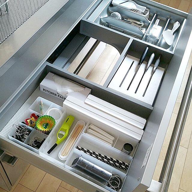 ごちゃごちゃキッチンからサヨナラ キッチンツールの賢い整理術
