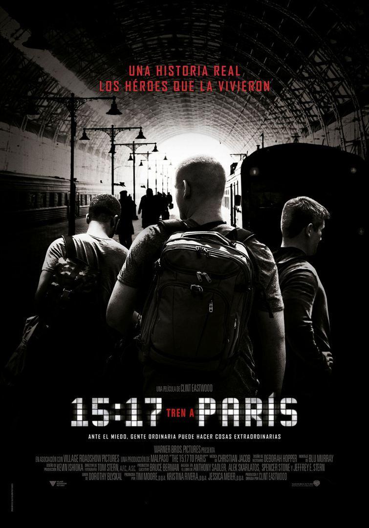15 17 Tren A Paris Ver Pelicula Completa Dublado Espanol