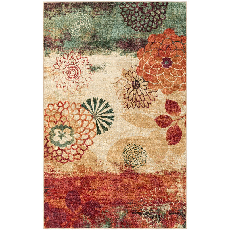 mohawk home strata pandora printed rectangular rugs rh pinterest com