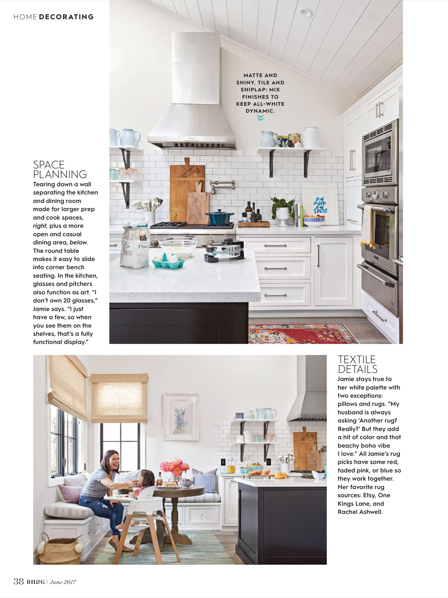 Better Homes and Gardens, June 2017. Read it on the Texture app ...