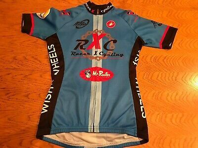 SponsoredeBay Castelli Cycling Jersey  Mens Size Small S Racer X Cycling Mad  SponsoredeBay Castelli Cycling Jersey  Mens Size Small S Racer X Cycling Made in USA