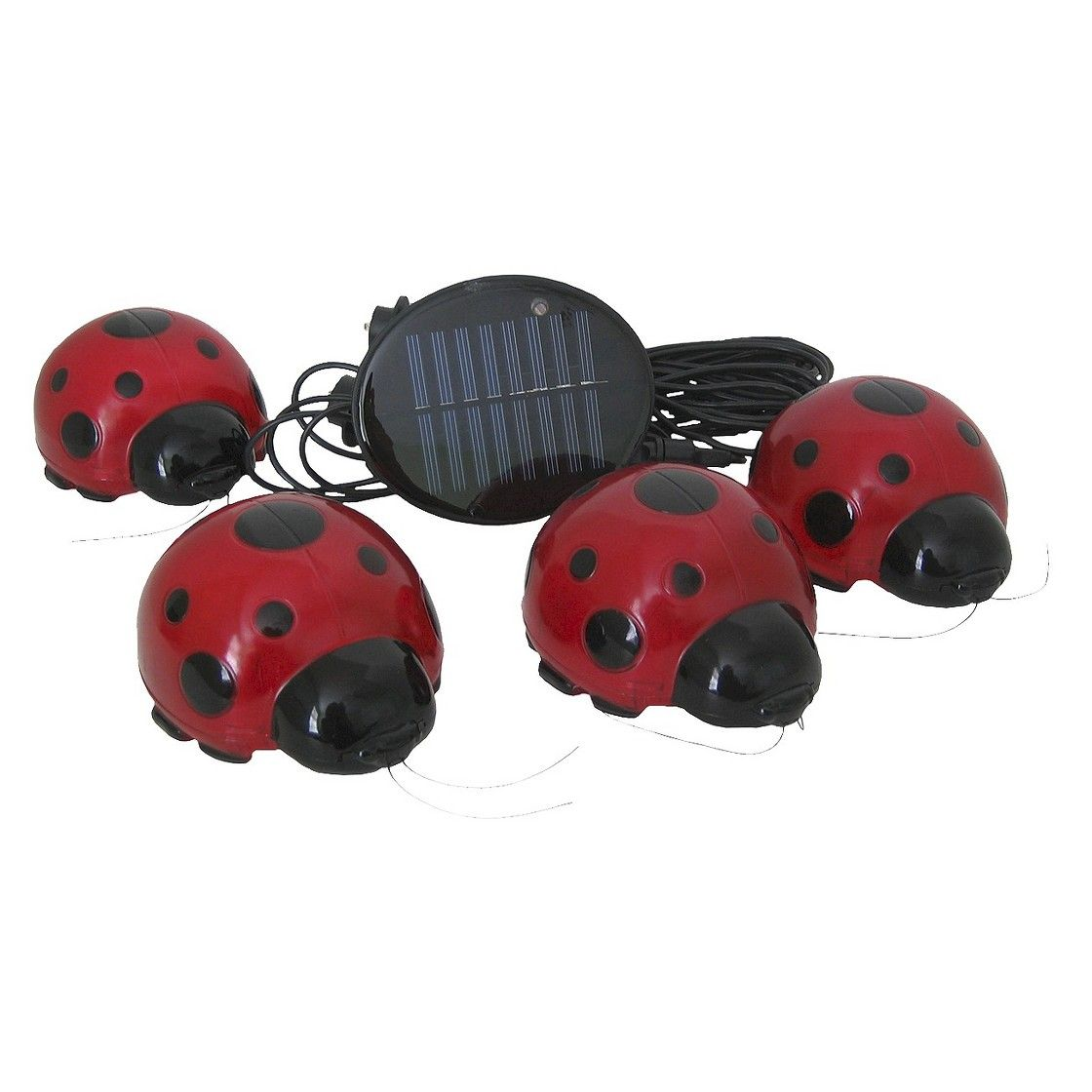 Attractive Smart Living Solar Ladybug, Set Of 4. Solar Garden LightsSolar ...