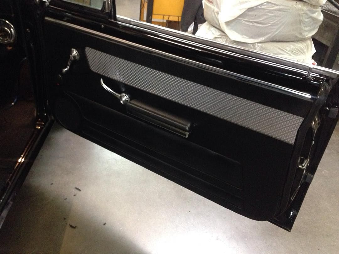 Fesler Built Automotive Restoration Custom Door 1965 Gto