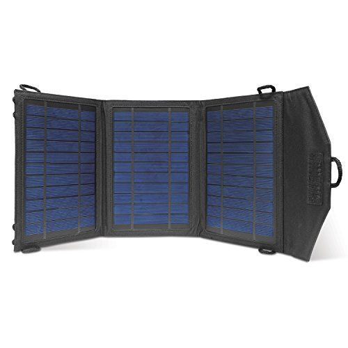 Instapark 10 Watt Solar Panel Portable Solar Charger With Dual Usb Ports For Iphone Ipad All Other Solar Charger Portable Solar Charger Portable Solar Panels