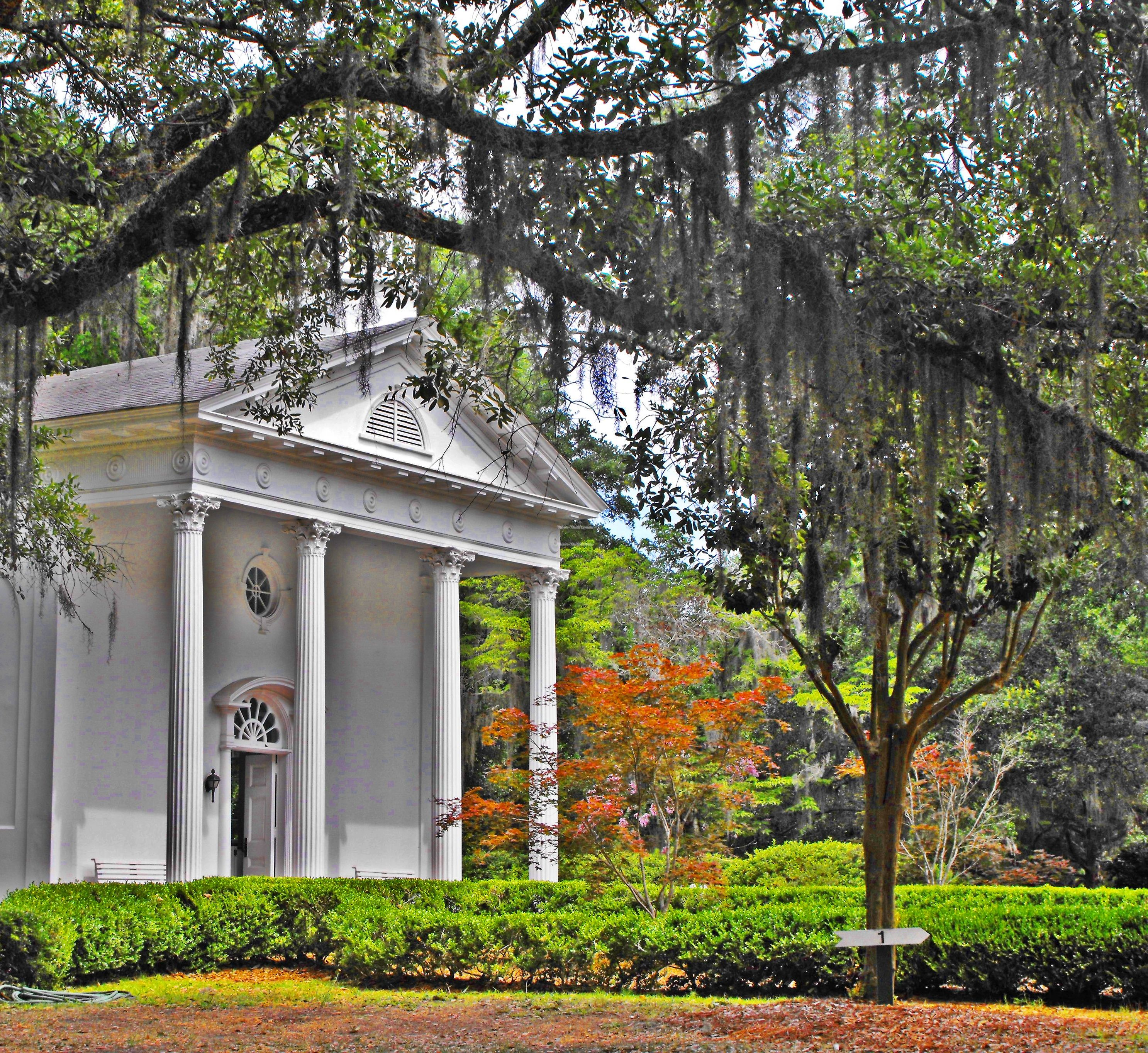The Chapel Orton Plantation Wilmington North Carolina Used In Movie A Walk To Remember I Do Pinterest