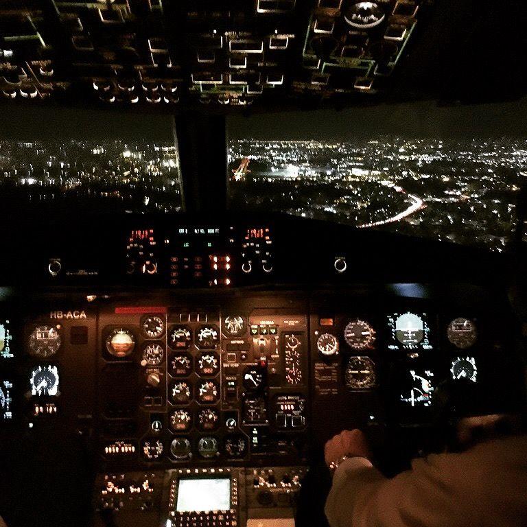 Certi paesaggi si possono vedere solo in volo…io per oggi ho finito, perciò vi auguro la buon serata anche a nome di tutti i colleghi…ciao!!! :-) #pilot #airlines #piloti @beautifuldestinations #alitalia #crewlife #italy_vacations