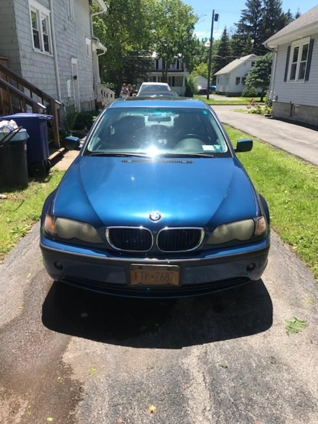 Awesome Amazing 2002 BMW 3 Series 2002 BMW 325I 4 DOOR SEDAN BASE 2017 2018
