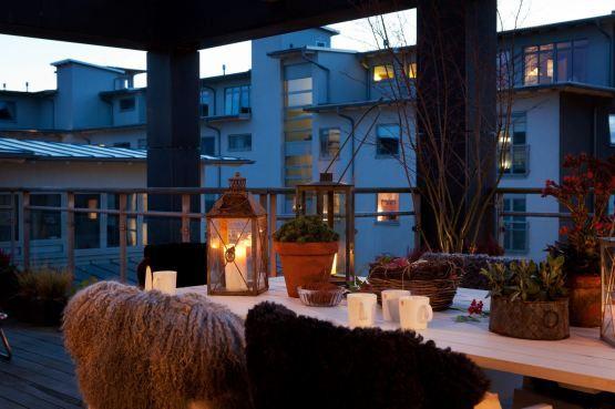 muebles de diseño estilo nórdico escandinavo diseño de exteriores