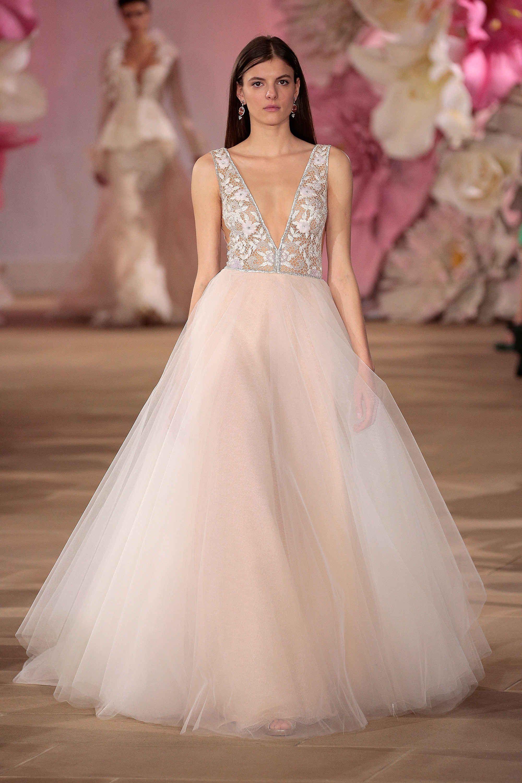 e49423dd3c6 The 10 Biggest Bridal Trends for Spring 2017 - Fashionista