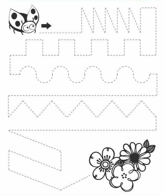Worksheets for kids - Kindergarten | Preschool writing ...