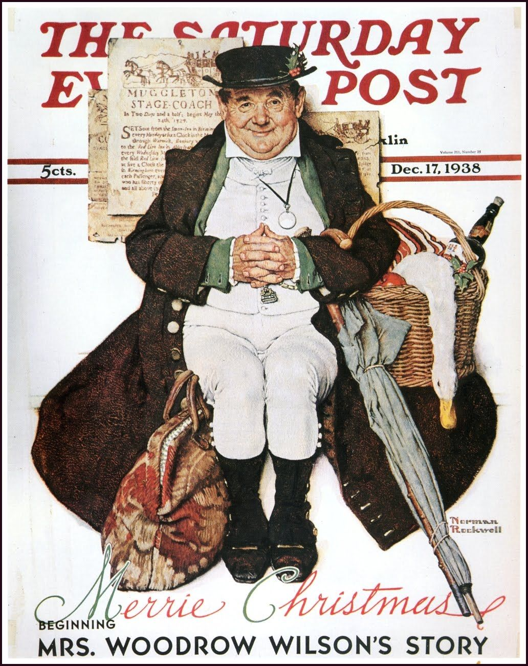Pin by Susan Biggs on Norman Rockwell -Christmas | Pinterest ...