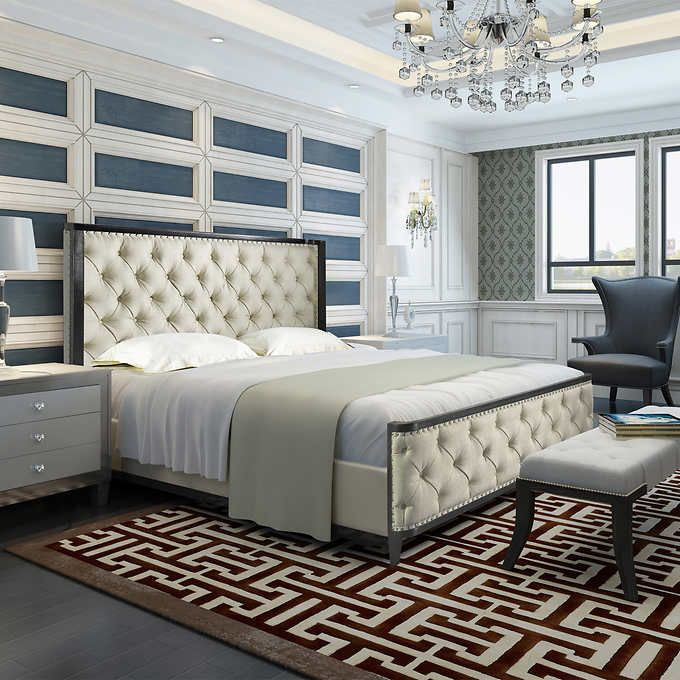 Swire Beige Bed Inspiration In 2019 Bed Beautiful