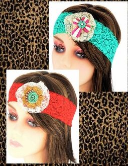 Gypsy Headbands! (Beautifulyoubymegan.com)