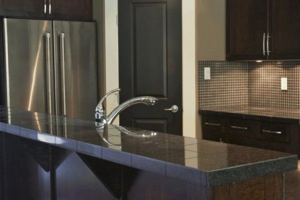 Do it yourself granite tile countertops kitchen pinterest tile do it yourself granite tile countertops solutioingenieria Choice Image