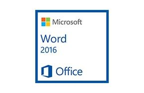 Maak mooie documenten, overal en altijd.  Koop Microsoft Word 2016 en ontdek nieuwe toepassingen en functies die alles wat je doet, zullen vereenvoudigen.