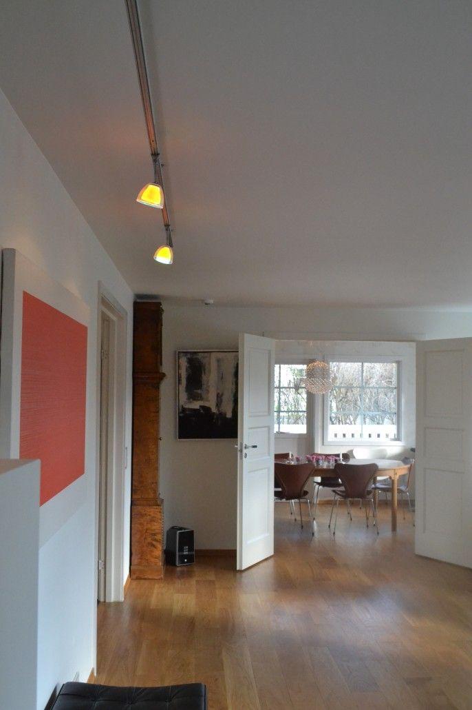 Belysningsløsninger i klassisk villa • Lys til ditt hus