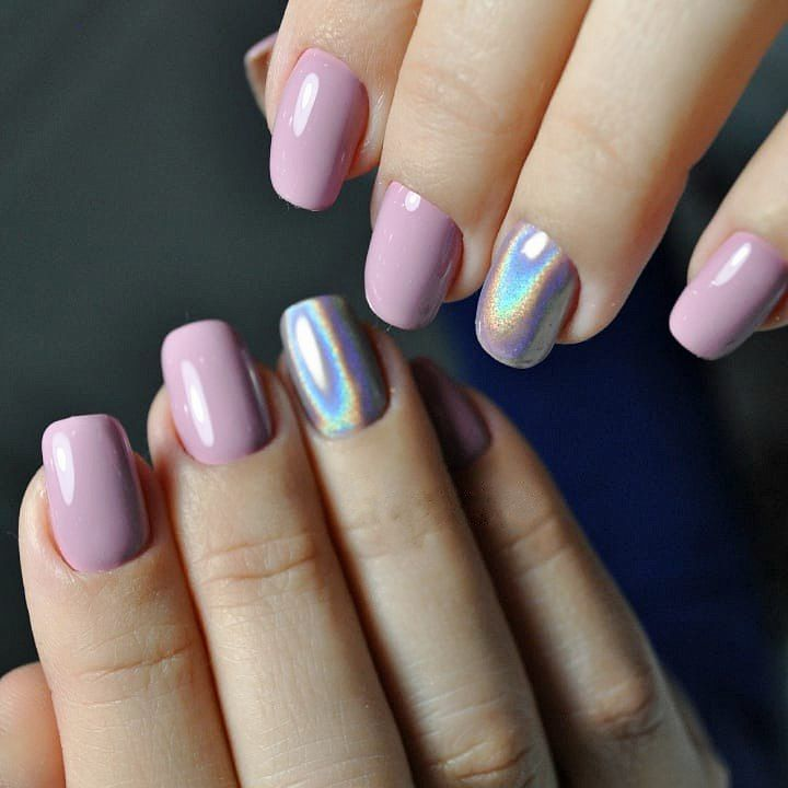 Looking for a fresh ideas for winter nail designs? ❤ We picked up ...