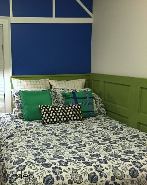 Diy Inspiration Daybeds: How To Build A Daybed From Old Doors
