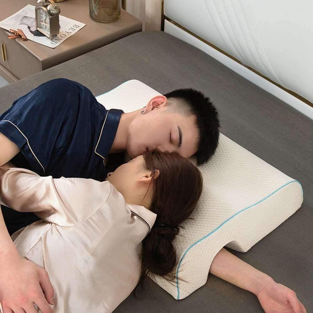 couple pillow cuddle pillow arm pillow