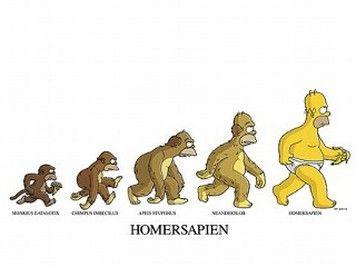 Simpsons Men Los Charles Called HomosapienPhotography wknOX08P